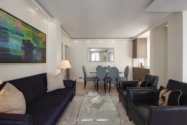Appartamento in affitto a 17 ° arrondissement, Parigi 2 camere da letto