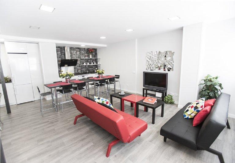 Apartamento de 3 quartos para alugar em City Center, Madrid