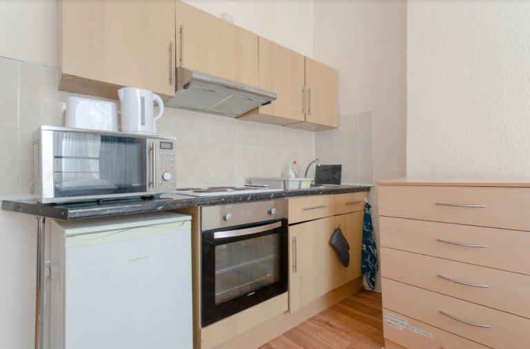Estúdio confortável para alugar em Islington, Londres