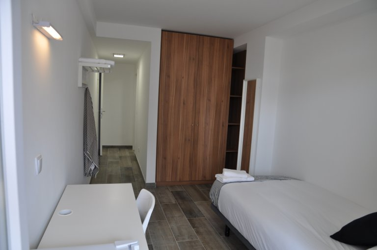 Room for rent in residence in Areerio, Lisbon