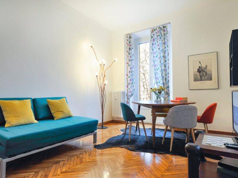Appartement 1 chambre à louer dans le quartier Brera, Milan