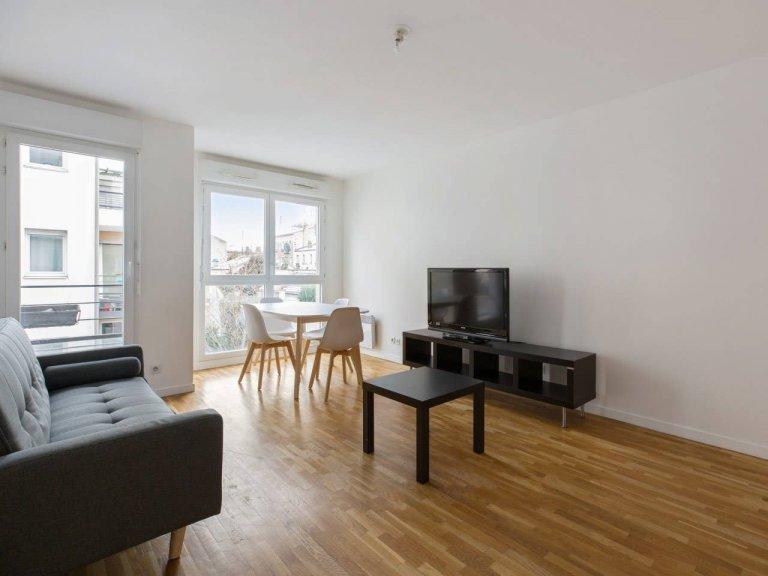 2-pokojowe mieszkanie do wynajęcia w Saint-Ouen, Paryż
