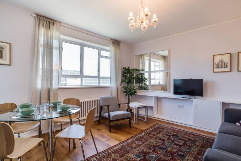 Homey 3-bedroom flat to rent in City of Westminster, London
