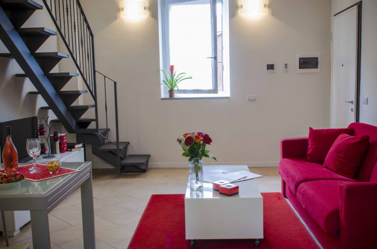 Doppelzimmer zur Miete in 2-Zimmer-Wohnung - Bovisa, Mailand