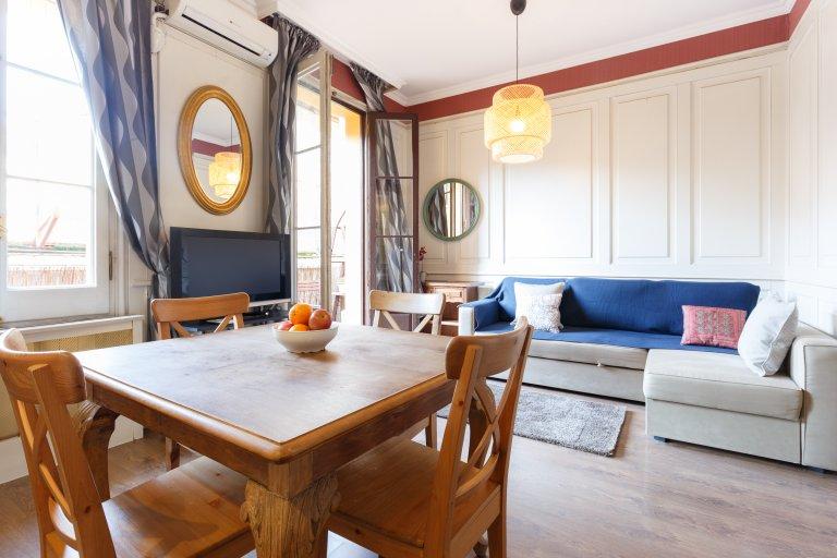 Appartement de 2 chambres à L'Esquerra de l'Eixample, Barcelone