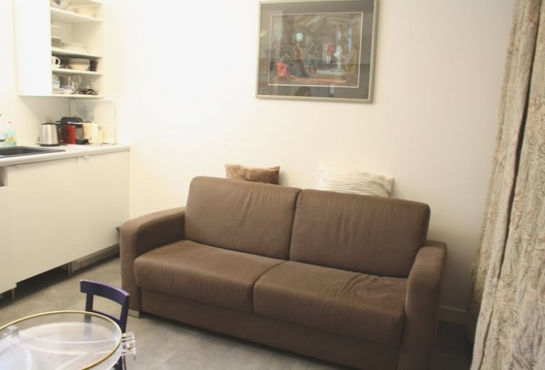 Studio apartment for rent in 14th arrondissement, Paris