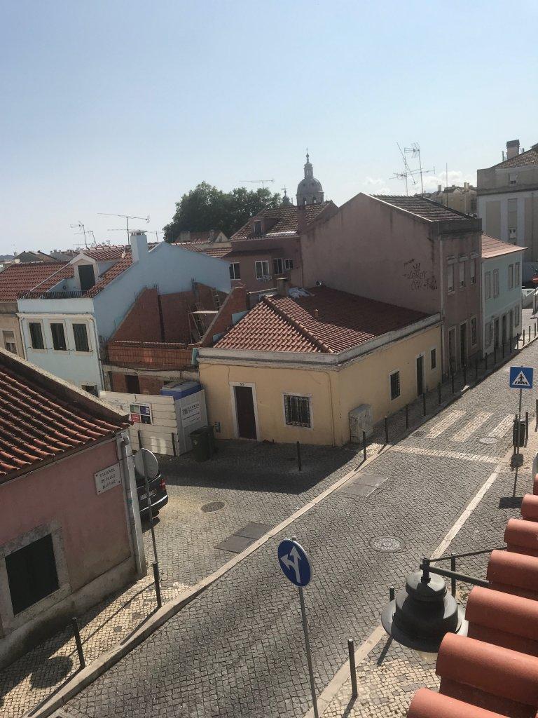 Studio w Lisboa