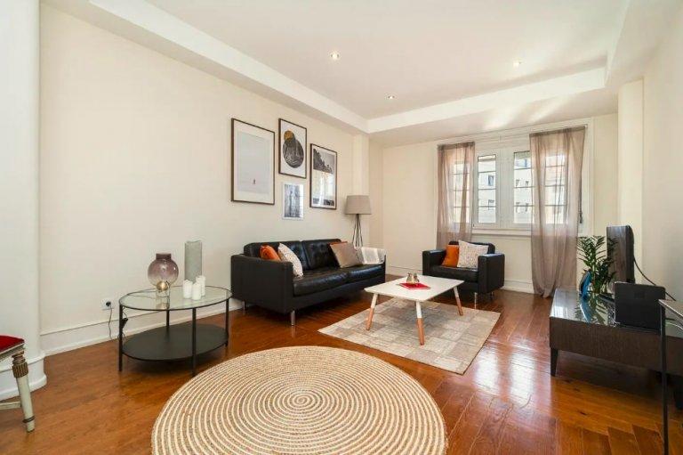 Appartement de 3 chambres à louer à Graça e São Vicente, Lisbonne