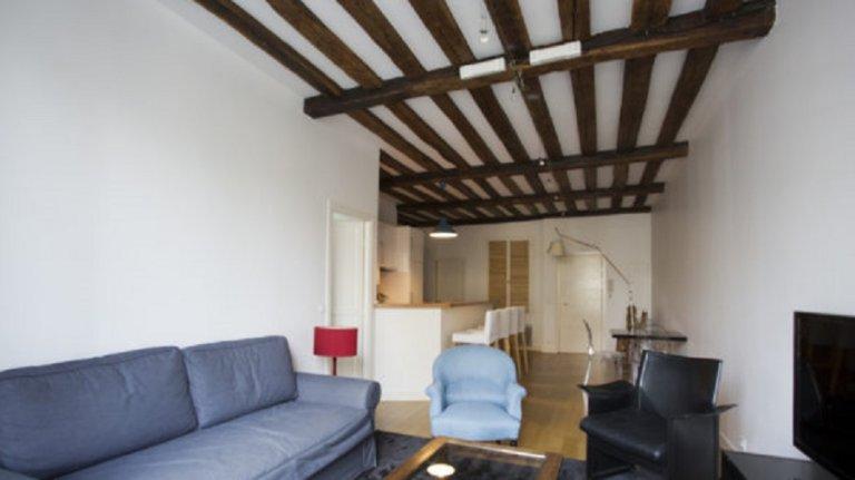 2-bedroom apartment for rent in Paris' 5th arrondissement