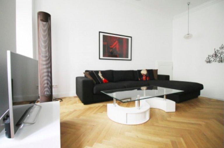 Apartament z 1 sypialnią do wynajęcia w Mitte, Berlin