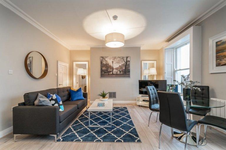 Elegante apartamento de 2 quartos para alugar em Fitzwilliam, Dublin