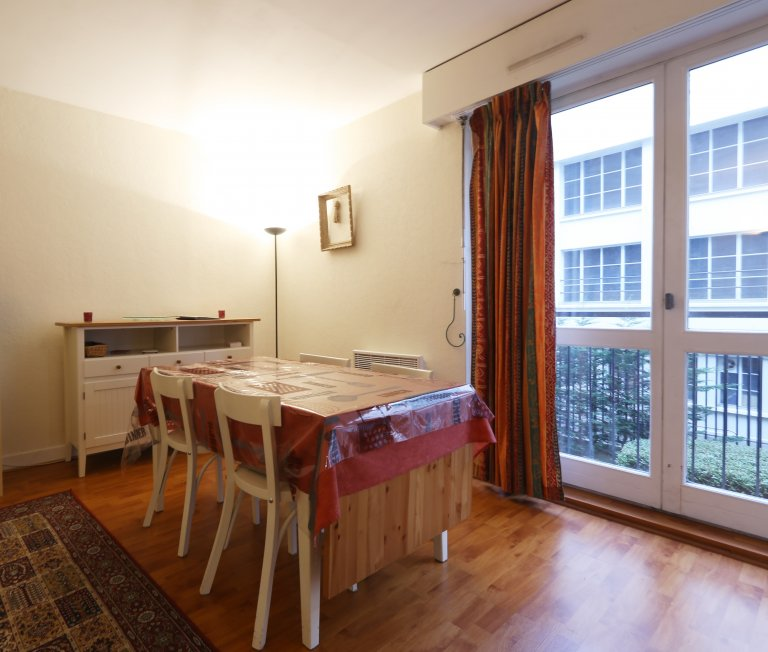 1-bedroom apartment for rent in the 11th arrondissement