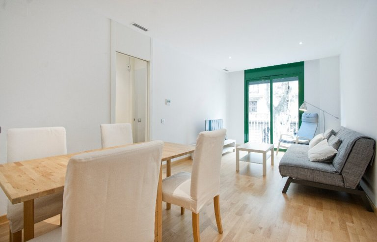 2-bedroom apartment for rent in Vila Olímpica, Barcelona