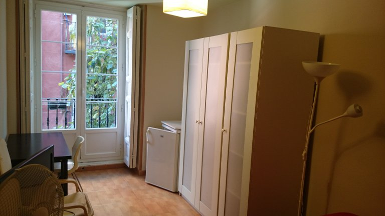 Rooms for rent in shared apartment in Malasaña, Madrid