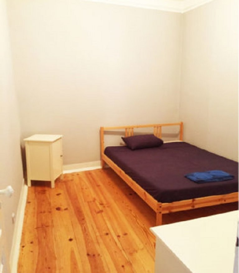 Preciosa habitación en alquiler en Bairro Alto, Lisboa