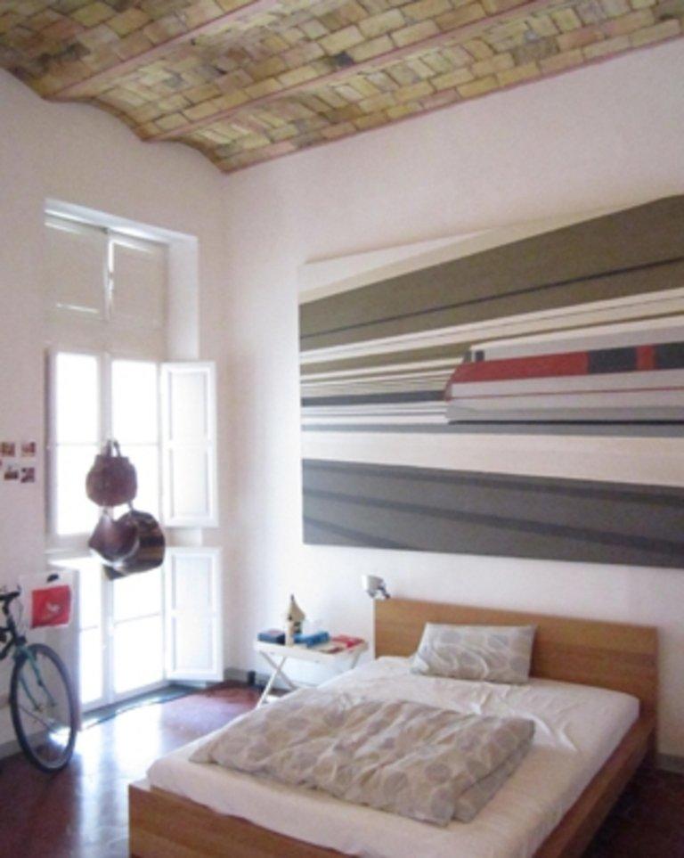 Espaçoso apartamento de 2 quartos para alugar, Centro Storico, Roma