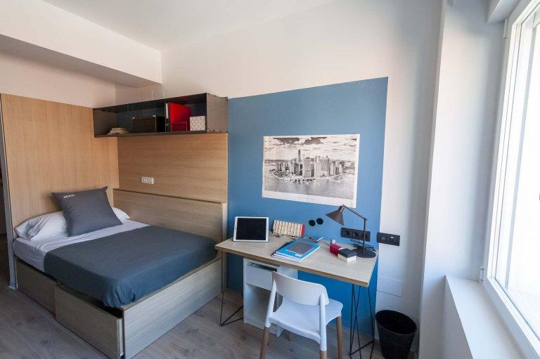 Quarto para alugar em residência em Salamanca