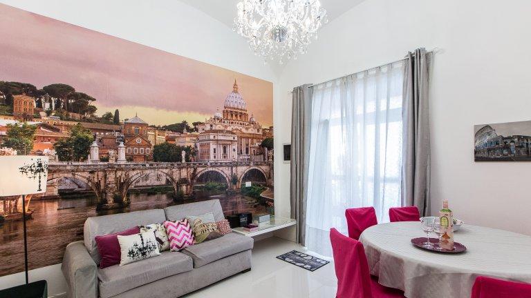 2-Zimmer-Wohnung zur Miete in Termini, Rom