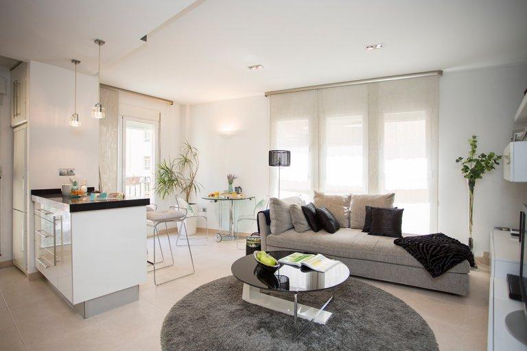 1-Zimmer-Wohnung zur Miete in València