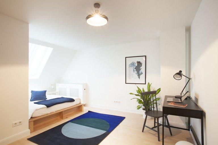 Doppelzimmer, Apartment mit 6 Schlafzimmern, Charlottenburg