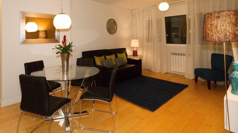 Appartement moderne d'1 chambre à louer à Sacavém, Lisbonne