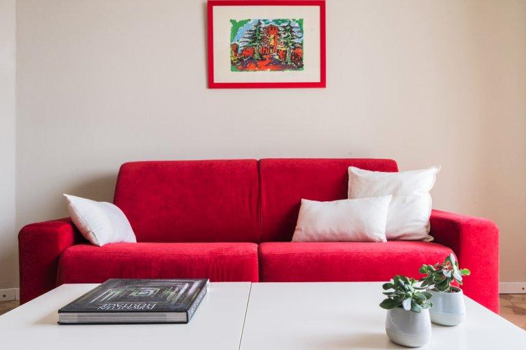 Appartement 1 chambre à louer à Corso Sempione, Milan