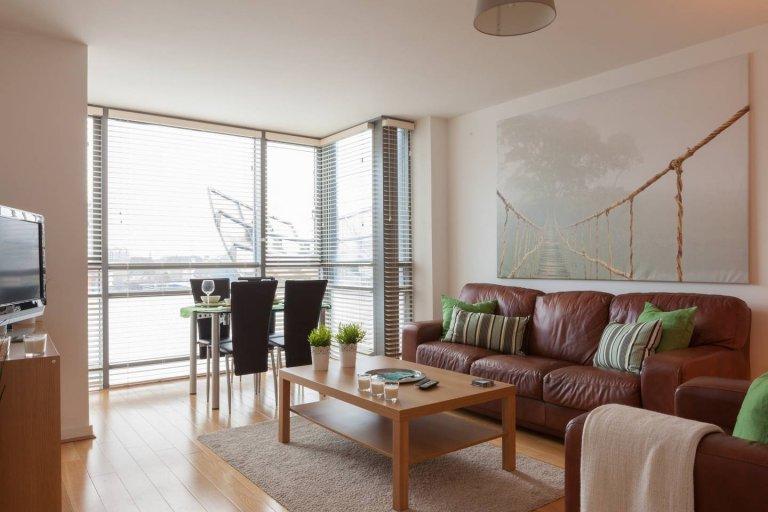 Apartamento com 2 quartos para alugar em Stoneybatter, Dublin