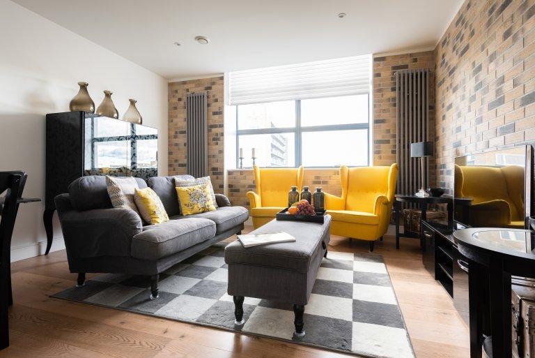 3-Zimmer-Wohnung zur Miete in Camden Town, London