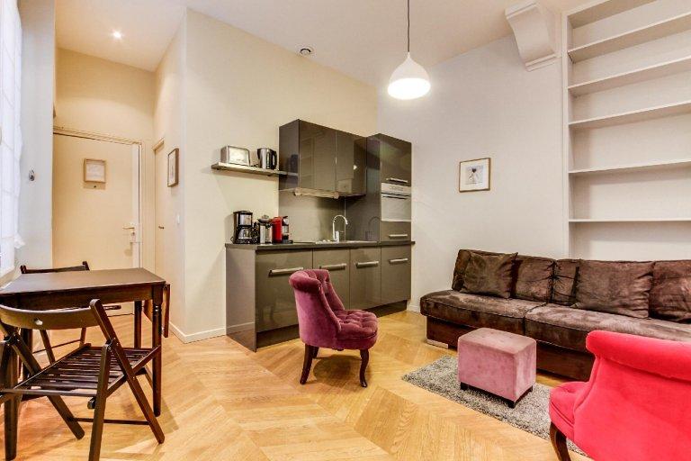 2-bedroom apartment for rent in 1st Arrondissement
