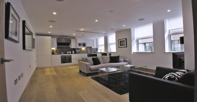 1-bedroom apartment for rent in Holborn, London