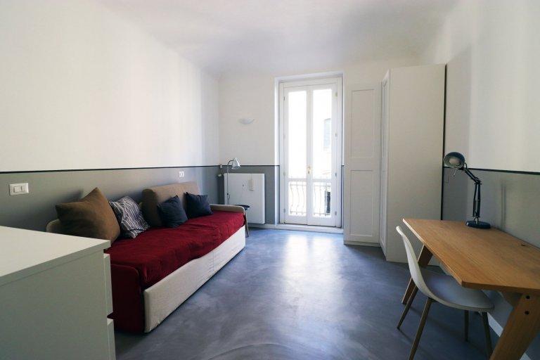 Gran apartamento de 1 dormitorio en alquiler en Sempione