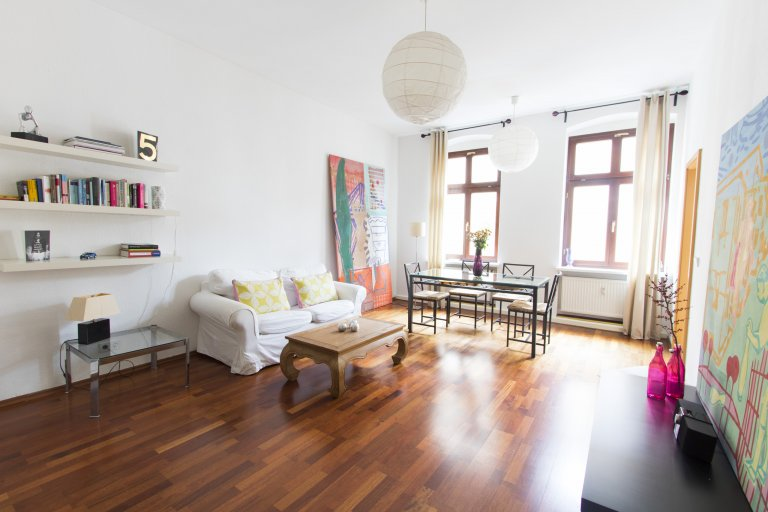 Great apartment with 1 bedroom for rent in Mitte, Berlin