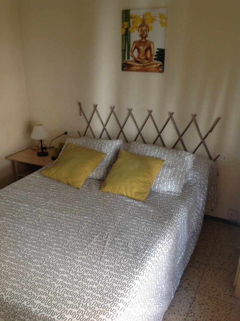 Bedroom 1 - double bed