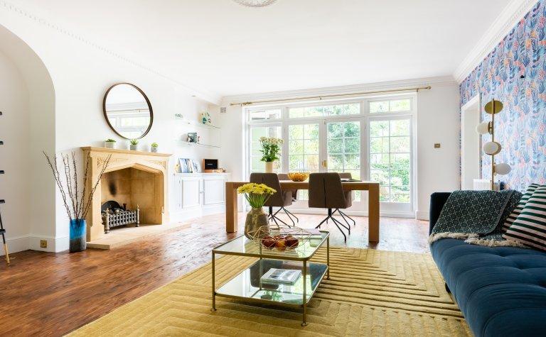 Superbe appartement de 3 chambres à louer à Belsize Park, Londres
