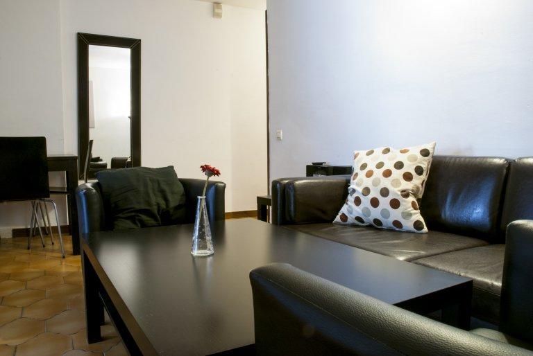 Apartamento de 4 quartos para alugar em Barri Gòtic, Barcelona