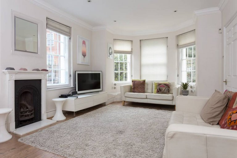 Appartement ensoleillé de 3 chambres à louer à Camden, Londres