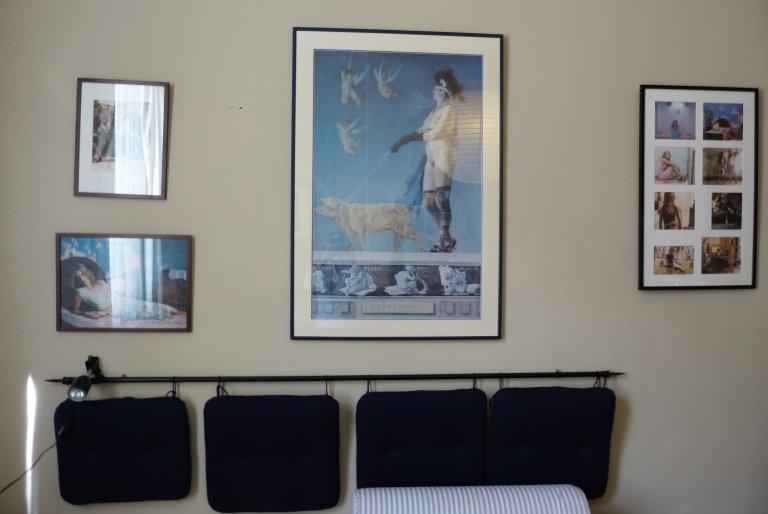 Chambre meublée dans un appartement à Marolles, Bruxelles