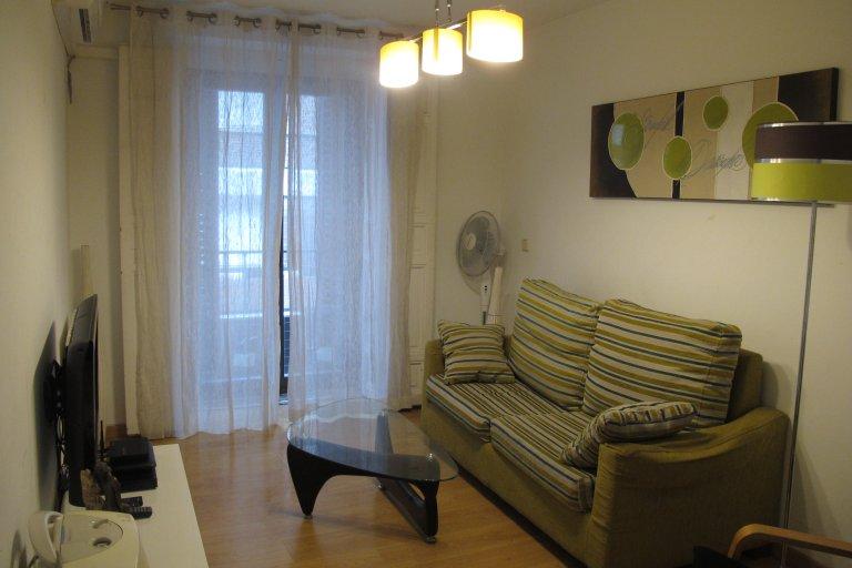 3-bedroom apartment for rent in Malasaña, Madrid