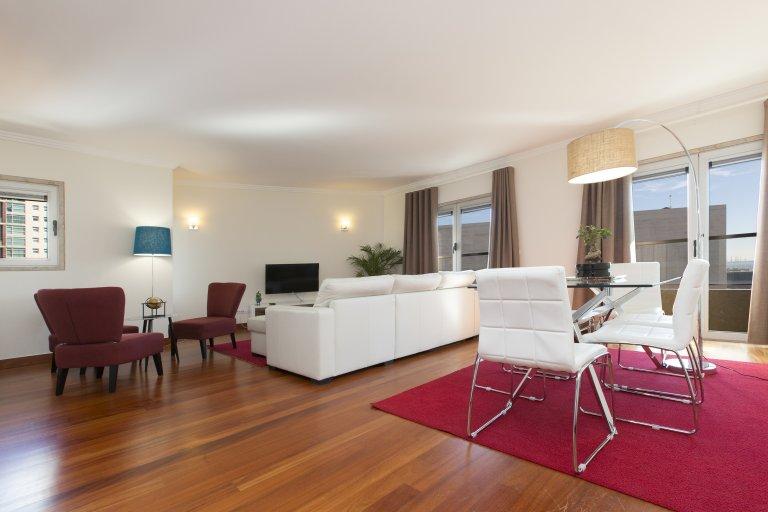 Appartement de 3 chambres à louer à Parque das Nações, Lisbonne