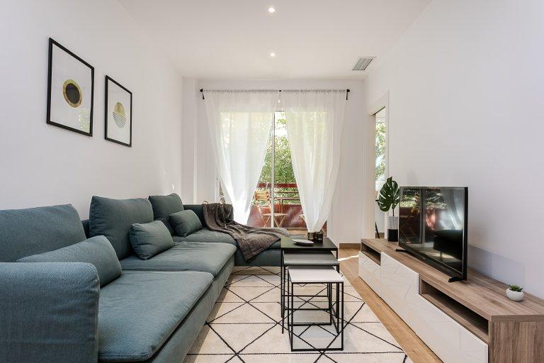 Apartamento de 3 quartos em La Dreta de l'Eixample, Barcelona