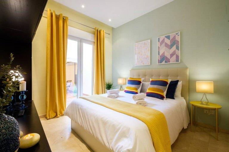 Studio apartment for rent La Latina, Madrid
