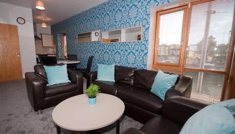 Apartamento de 3 quartos para alugar em Stoneybatter, Dublin