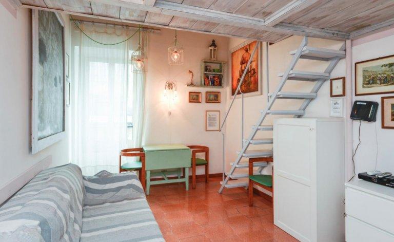 Stanza soleggiata in affitto nel Centro Storico, Roma