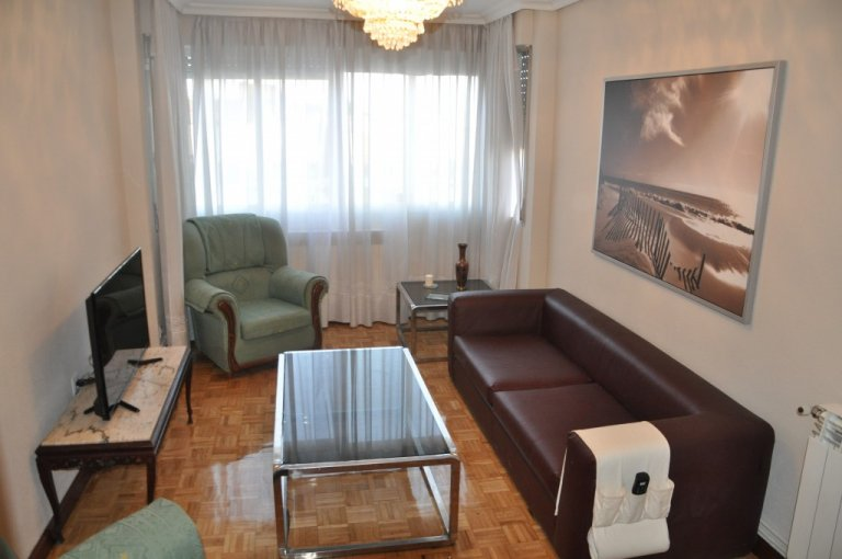 Grand appartement de 4 chambres à louer à Casa de Campo, Madrid