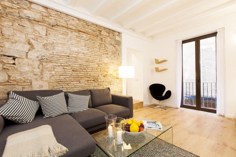 Barcelona, Barri Gòtic'de kiralık 2 yatak odalı daire