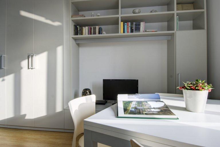 Apartamento de 1 quarto para alugar em bairro de Brera, Milão