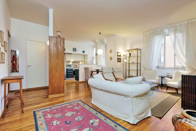 Appartement 2 chambres à louer à San Giovanni, Rome