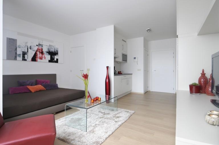 Studio Apartment in Brussels City Center