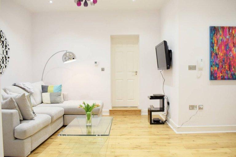 Appartement sophistiqué de 2 chambres à louer à Camden, Londres