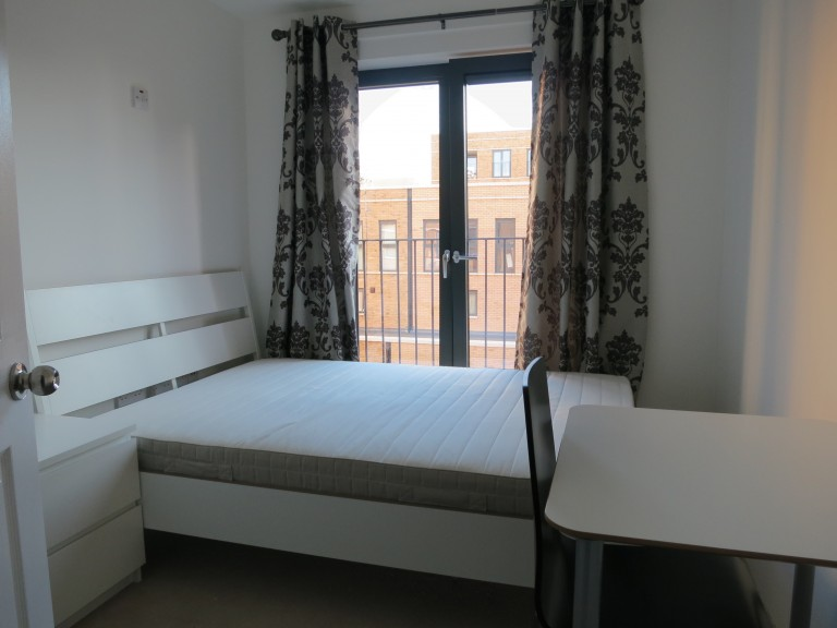 Bedroom 4 - double bed